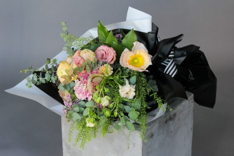 The Posh One Bouquet Flower Arrangement
