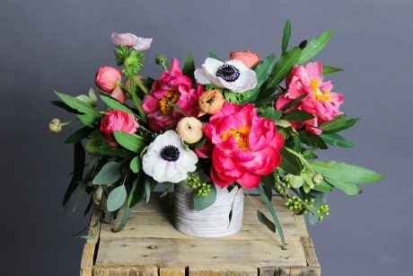 California Dreaming Flower Arrangement