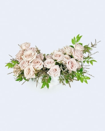 Blush Crush Flower Arrangement