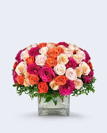 Aphrodite's Love Flower Arrangement