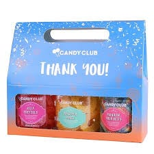 Candy Club Sour Gummy Three Pack