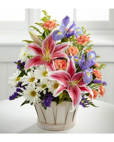 THE FTD® WONDROUS NATURE™ BOUQUET Flower Arrangement