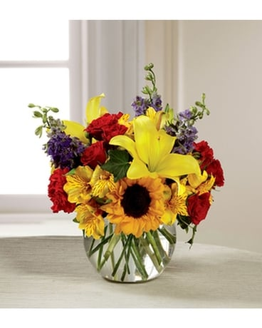THE FTD® ALL FOR YOU™ BOUQUET Flower Arrangement