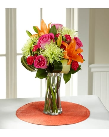 THE FTD® STARSHINE™ BOUQUET Flower Arrangement