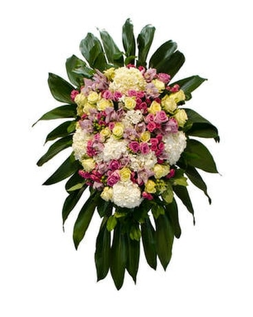 Beloved & Cherished Flower Arrangement