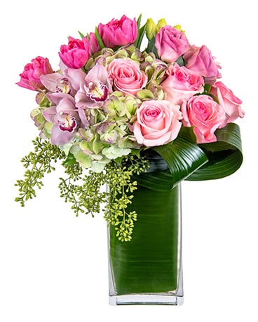 As Love Grows Flower Arrangement