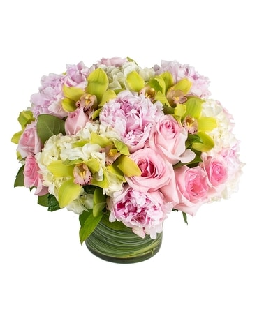 Girls, Girls, Girls Flower Arrangement