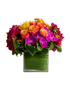 Bright Mix Flower Arrangement