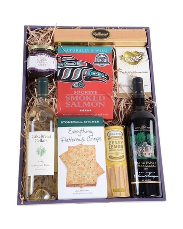 Gourmet Wine Gift Gifts