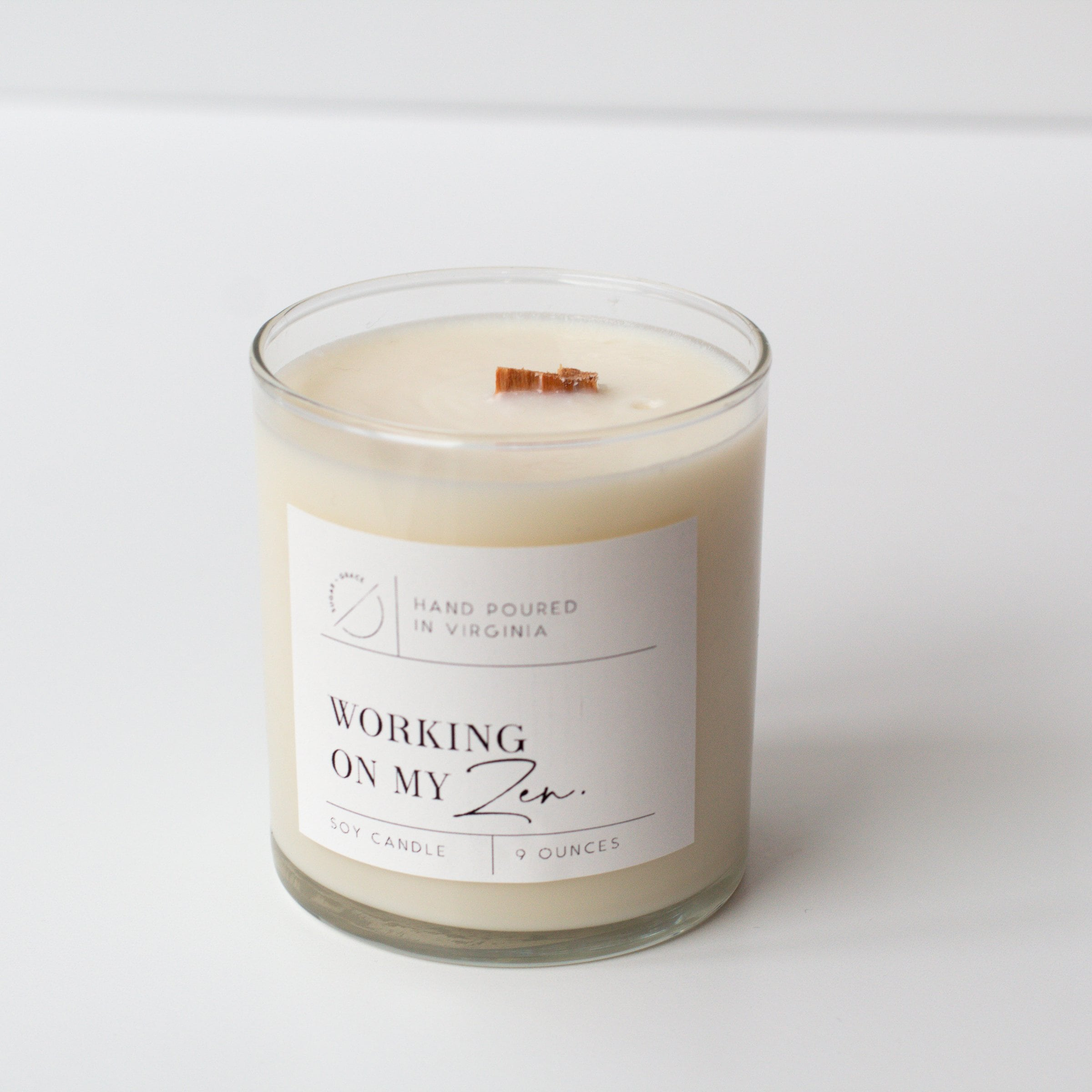Sugar and Grace Candle