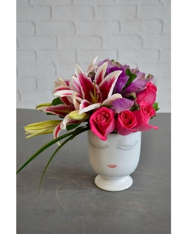 Flirty Flora Flower Arrangement