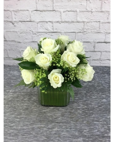 Emerald Isle Flower Arrangement