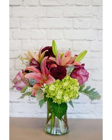 September Sunrise Flower Arrangement