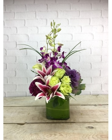 Garden Love Flower Arrangement