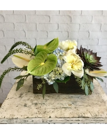 Mint Mojito Flower Arrangement