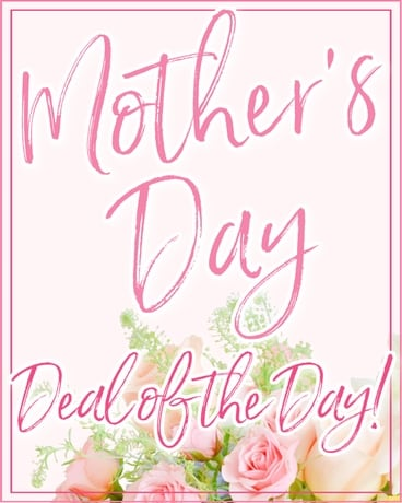 Mother's Day Deal of the Day Flower Arrangement