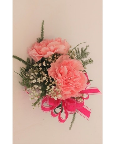 Pink Carnation Corsage Corsage