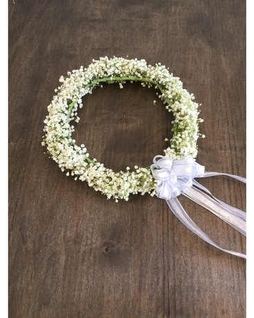 Baby's Breath Halo Flower Arrangement