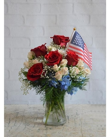 Liberty Flower Arrangement