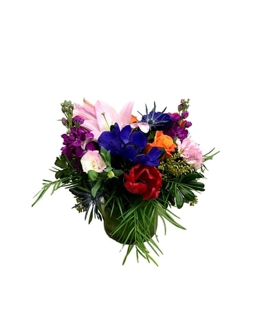 Colorful Arrangement Flower Arrangement