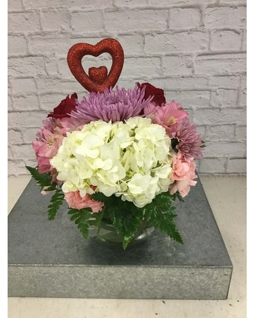 Everlasting Happiness Flower Arrangement
