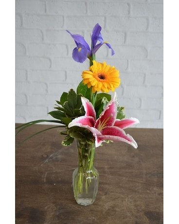 Sweet One Flower Arrangement