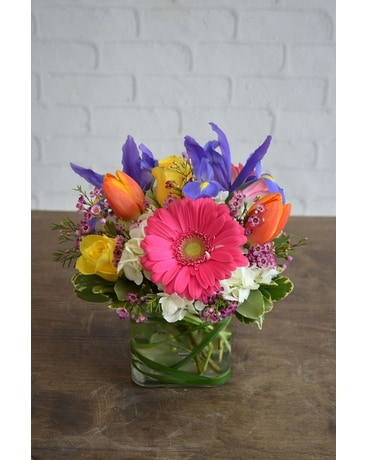 Jubilant Flower Arrangement