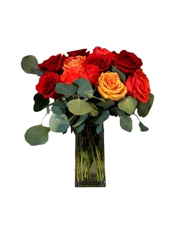 Fascination Flower Arrangement