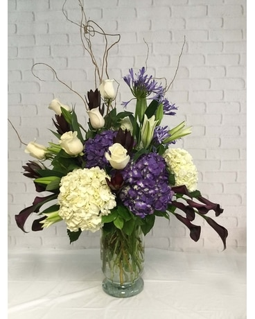 Morning Garden Flower Arrangement