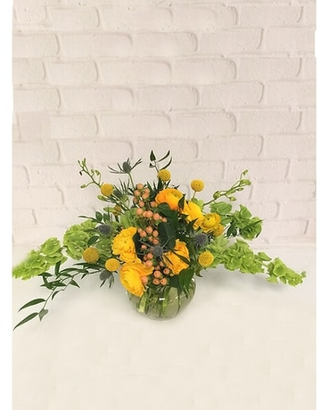 Sunrise Bay Flower Arrangement
