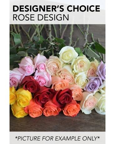 Designer's Choice - Rose Design Flower Arrangement