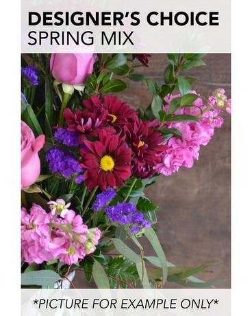 Designers Choice Spring Mix George K Walker Florist