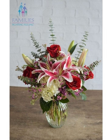 Families Fighting Flu Bouquet Flower Arrangement