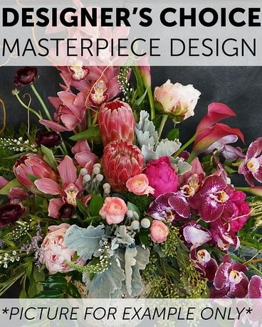 Designer's Choice - Masterpiece Design Flower Arrangement