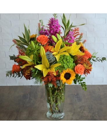 Fall Erin Flower Arrangement