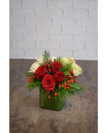 Be Merry Flower Arrangement