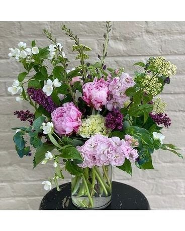 Tall and Showy Flower Arrangement