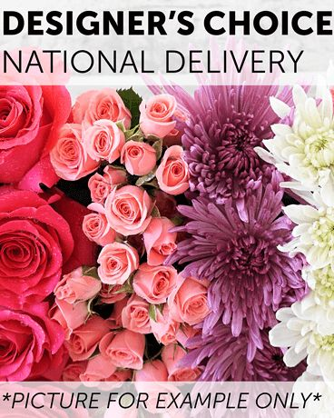 Designer's Choice - National Delivery