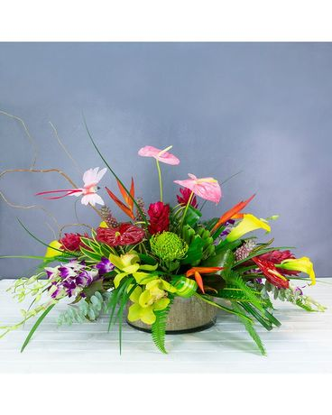 Island Elegance Flower Arrangement