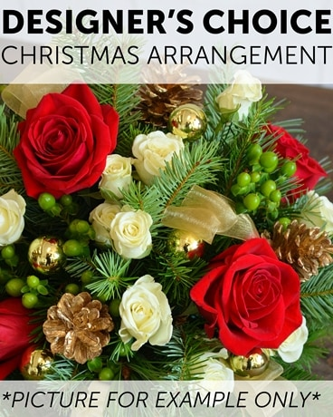 Designer's Choice - Christmas Arrangement