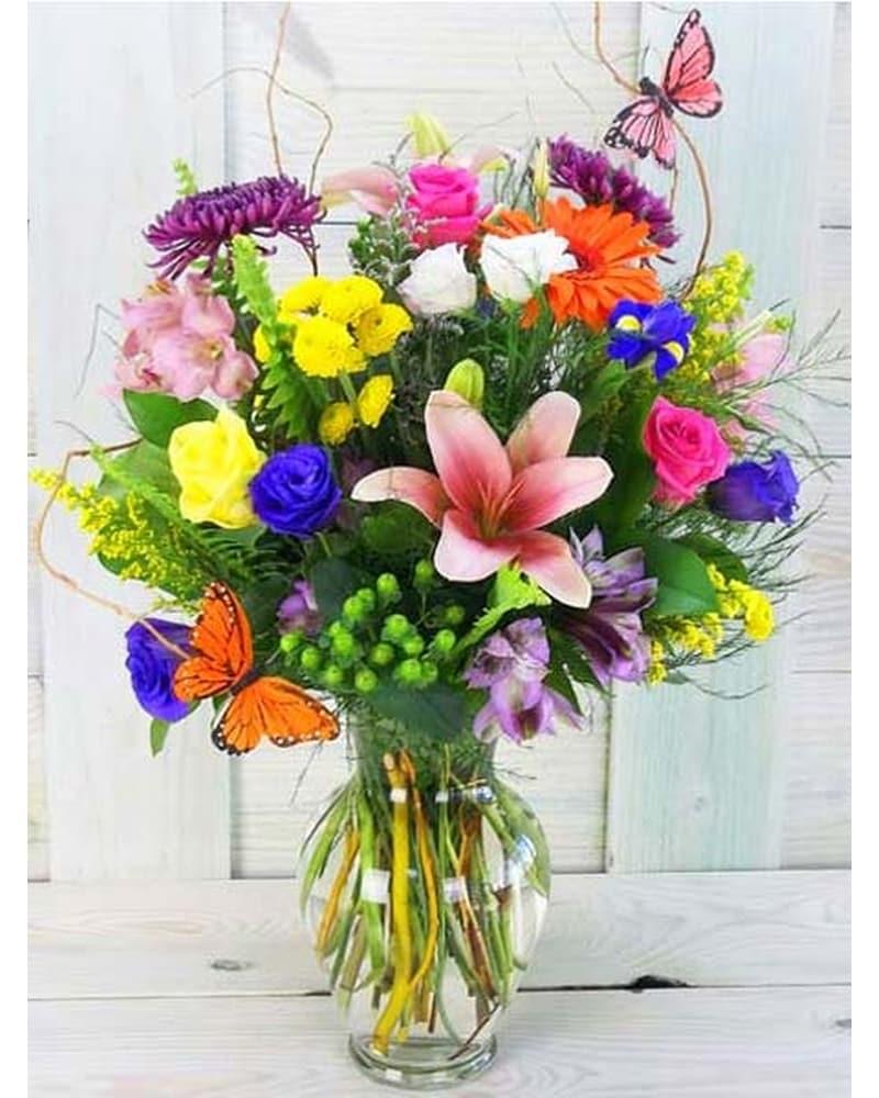 Clara thompson s westwood florist