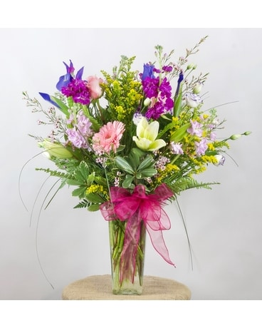 Blooming Beauty Flower Arrangement