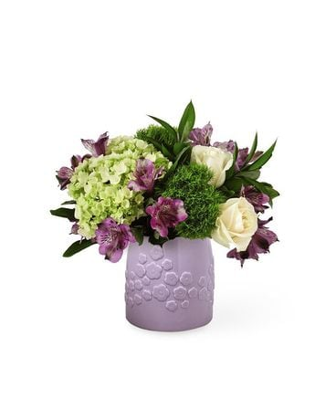 Lavender Bliss Flower Arrangement