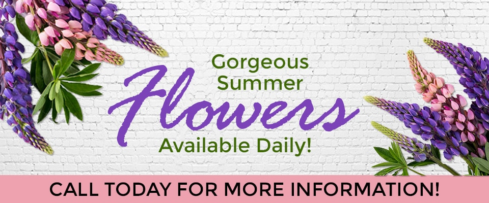 Gorgeous summer Flowers Delivery Spartanburg