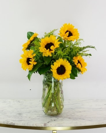 Sunny Isles Bouquet Flower Arrangement
