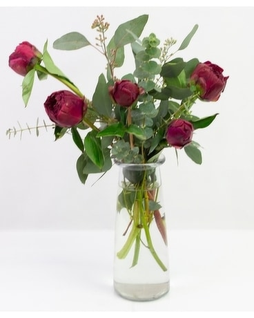 Simply Peonies Flower Arrangement