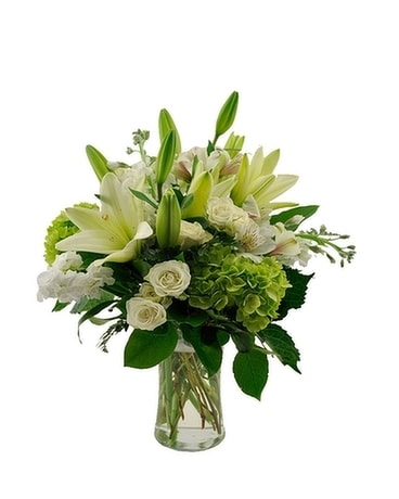 Irish Wishes Flower Arrangement
