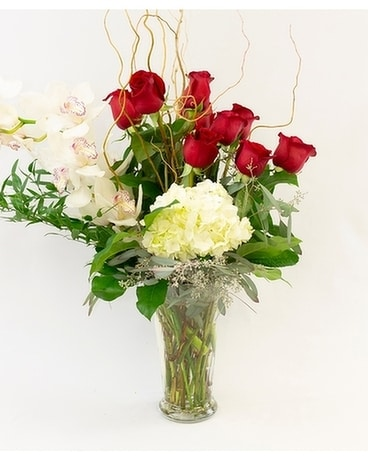 Infatuation Flower Arrangement