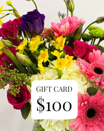 $100 Digital Gift Card Gifts