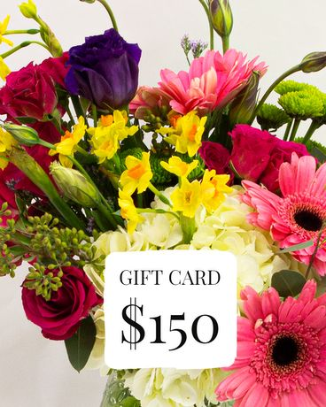 $150 Digital Gift Card Gifts